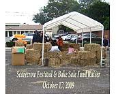 Scarecrow Festival & Bake Sale Fund Raiser in Massapequa Park NY, <b>Bayview Florist & Montage<br>1-800-800-7304