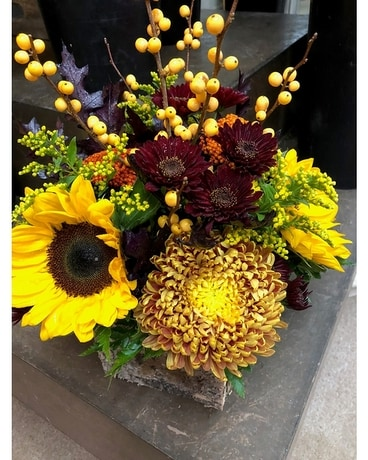 Berryfull Flower Arrangement