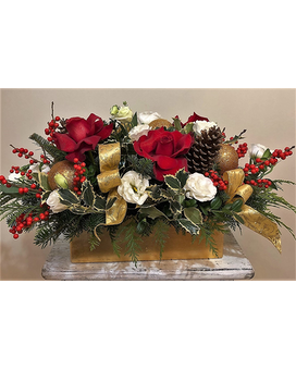 Glitz Flower Arrangement
