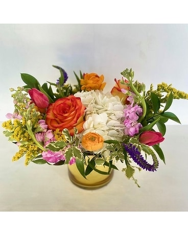 Designer Style Flower Arrangement