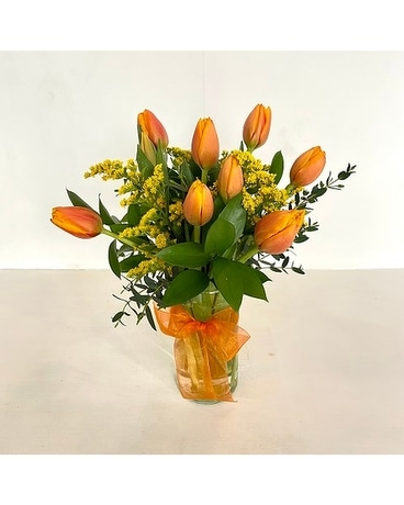 Tulip Mix Flower Arrangement