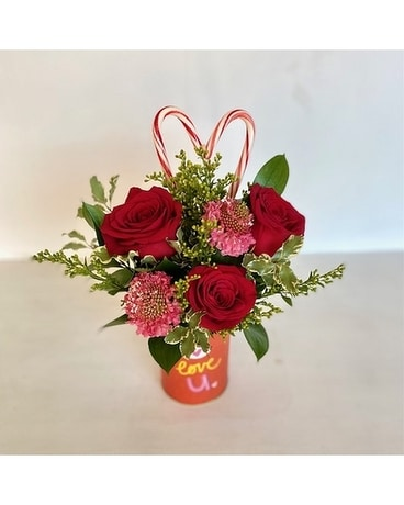 All My Love Flower Arrangement