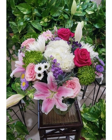 Farm Fresh Simply Stunning Bouquet