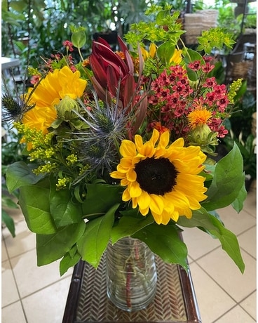 Farm Fresh Wild & Free Bouquet