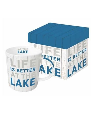 At The Lake Mug Gift Set Gifts