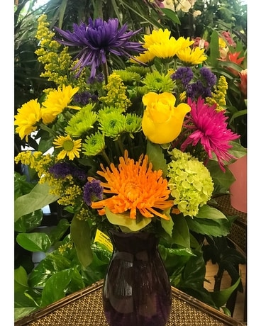 Beautiful Blooms Flower Arrangement