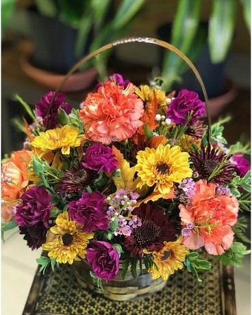 Autumn Just For You Flower Arrangement