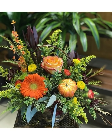 Warmest Wishes Flower Arrangement