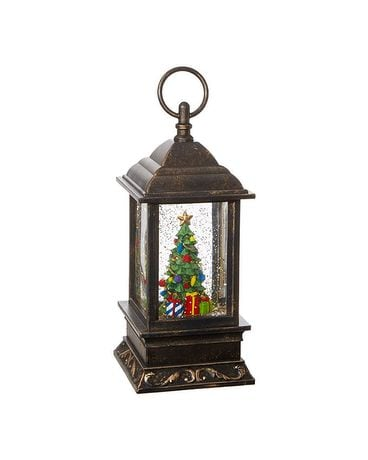 Christmas Tree Musical Water Lantern Gifts