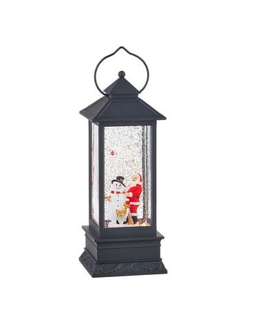 Snowman, Santa, & Friends Water Lantern Gifts