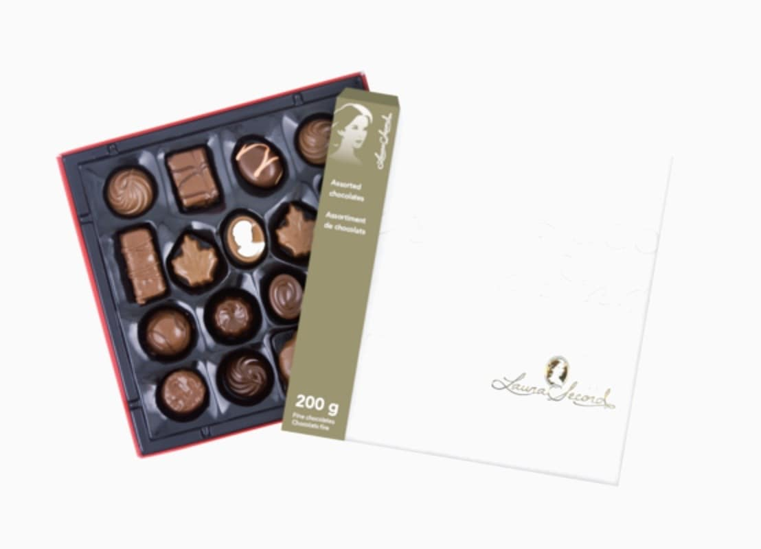 Laura Secord Assorted Boxed Chocolates