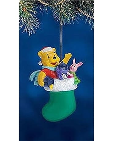 Pooh and Friends Ornaments