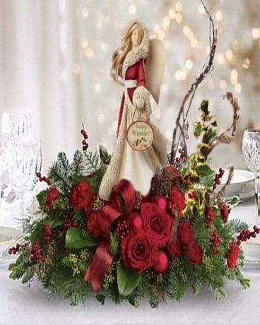 Angel Centerpiece Centerpiece