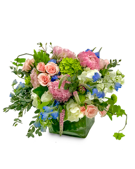 The English Garden Flower Arrangement