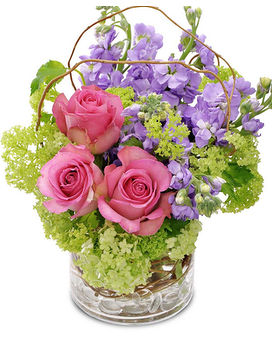 Smiles For You Flower Arrangement
