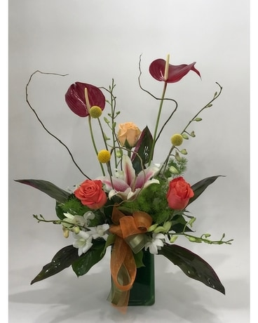 A555 Flower Arrangement