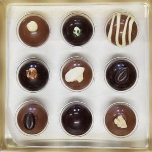 Belfry Artisan handcrafted chocolates
