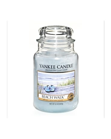 Yankee Candle - Beach Walk, Large Jar