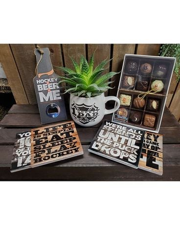 Father's Day Truffles n Beer gift set! Gift Basket