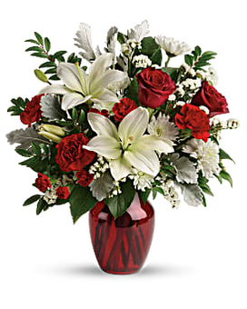 Visions Of Love Bouquet Flower Arrangement