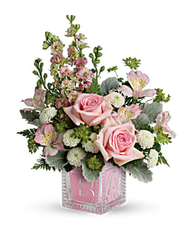 Teleflora's Bundle Of Joy Bouquet Flower Arrangement