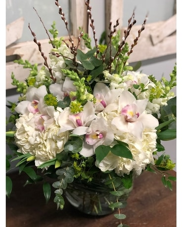 Sweet Orchid Dreams Flower Arrangement