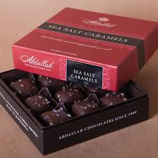 Abdallah Sea Salt Carmels