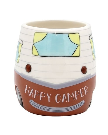 Happy Camper Mug 16oz Gifts
