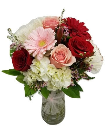 Sweetness Mix Flower Arrangement