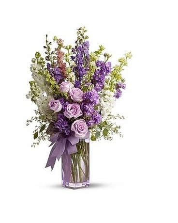 Elegant Colors Flower Arrangement