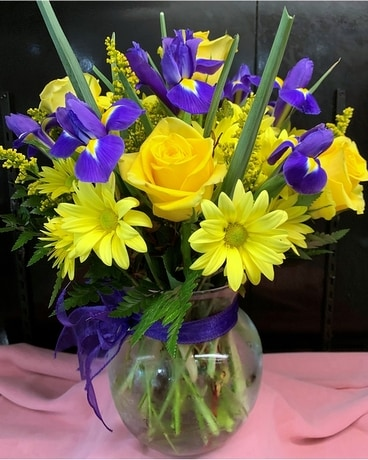 Just For You Flower Arrangement