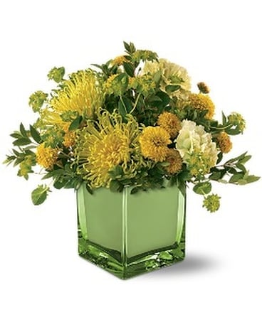 Teleflora's Whisper of Spring Bouquet - by Leary's Flower Arrangement