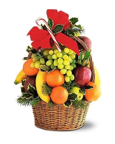 Fruit Food Baskets Delivery Broomall Pa Learys Florist