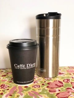 Espresso Drink (Hot) with mug