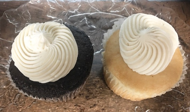 Large Bakery Cupcakes
