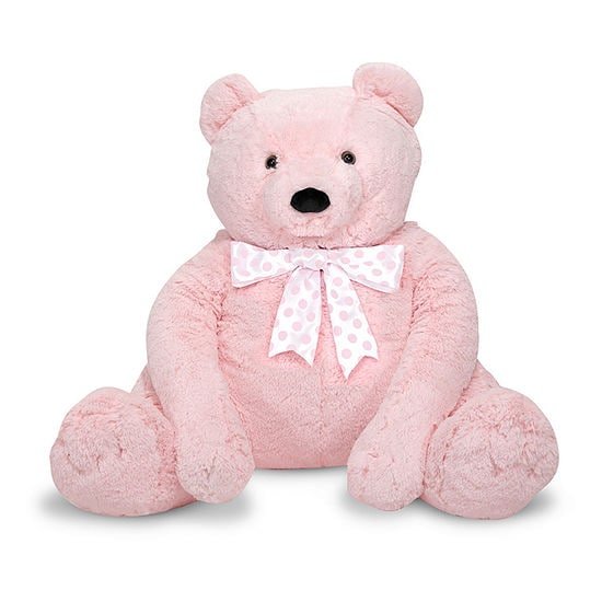 Pink Bear Super Sized