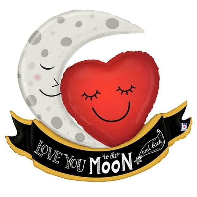 Love to Moon and Back