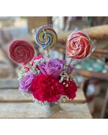 Lollipops and Roses