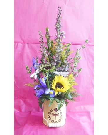 Quick View Firefly Fields16 Flower Arrangement