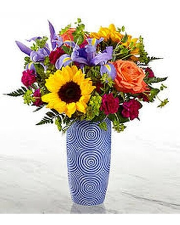 Altamonte springs florist flower delivery by altamonte springs florist touch of spring flower arrangement mightylinksfo