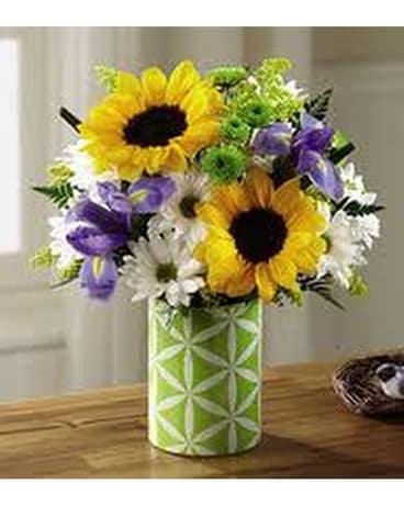 Altamonte springs florist flower delivery by altamonte springs florist sunflower sweetness flower arrangement mightylinksfo