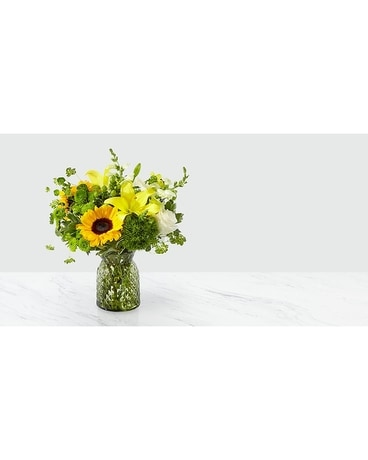 Garden Grown Bouquet Flower Arrangement