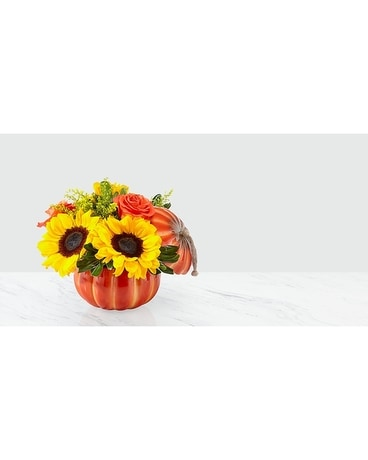 Bountiful Bouquet Flower Arrangement