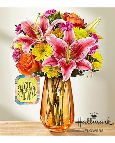 FTD YOU DID IT! BOUQUET Flower Arrangement