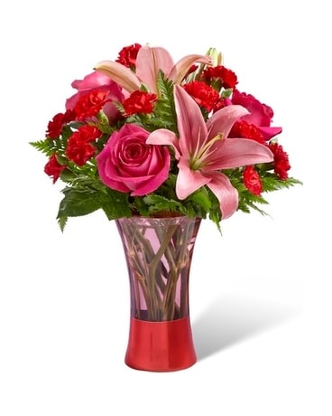FTD SWEETHEARTS BOUQUET Flower Arrangement