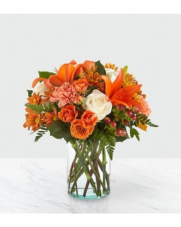 Falling For Autumn Flower Arrangement