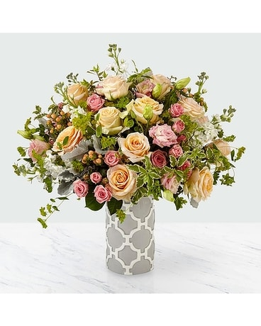 FTD Ballad Luxury Bouquet Flower Arrangement