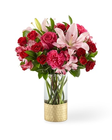 FTD Be My Beloved Flower Arrangement