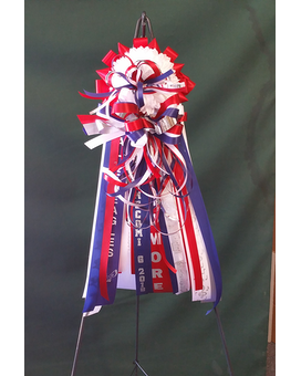 AHS Homecoming Garter - Sophomores Custom product