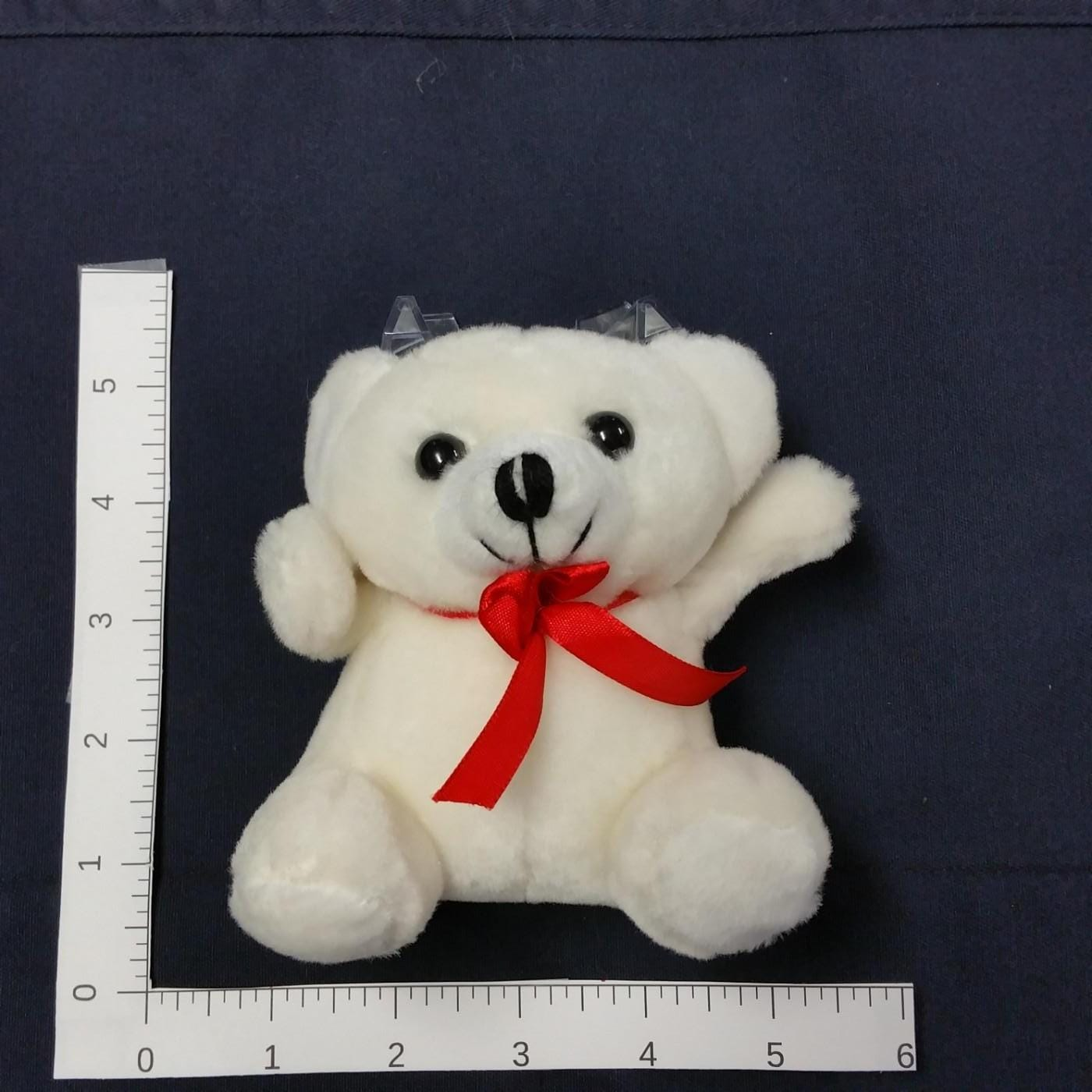 Bear, Lg White Custom product